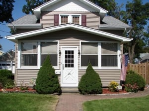 Cedar Impressions Vinyl Siding in Randolph NJ - New Jersey Siding & Windows Inc.