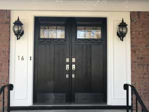 Entry Door Replacement Services in Randolph NJ - New Jersey Siding & Windows Inc.