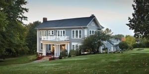 LP Smartside Siding in Randolph NJ - New Jersey Siding & windows Inc.
