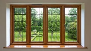 Wood Window Frame – New Jersey Siding & Windows, Inc.