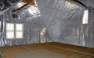Attic Installation Services in Randolph NJ - New Jersey Siding & Windows Inc.