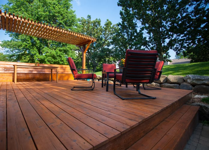 Get Creative with Your Deck – New Jersey Siding & Windows, Inc.