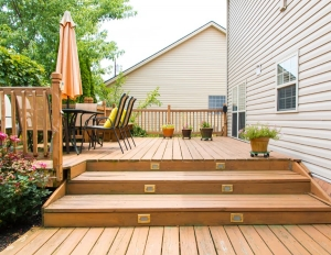 Furnished Deck